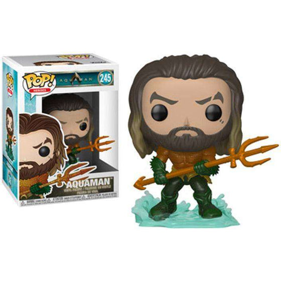 Pop! Heroes: Aquaman - Aquaman - OCTOBER 2018