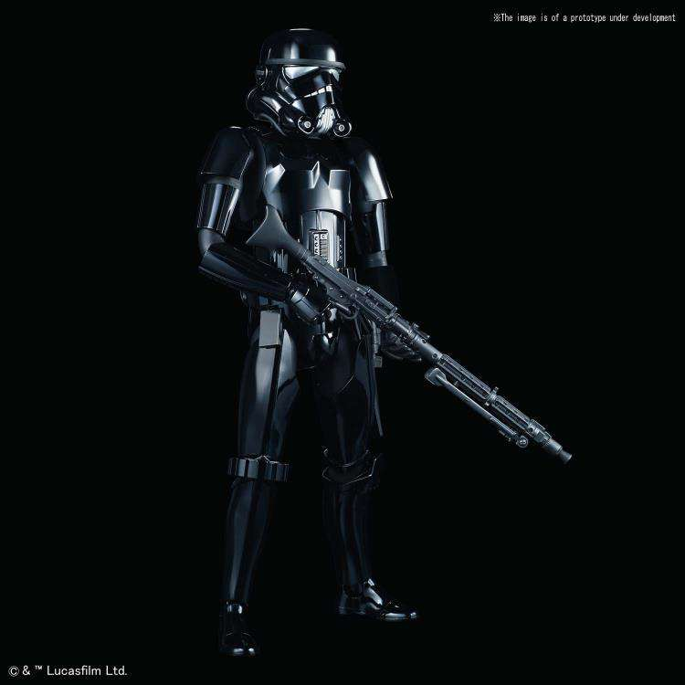 Star Wars Shadow Stormtrooper 1/6 Scale Model Kit - DECEMBER 2018