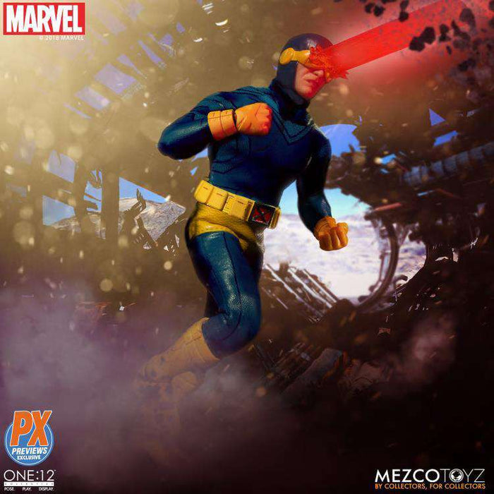 Marvel One:12 Collective Cyclops PX Previews Exclusive - Q1 2020