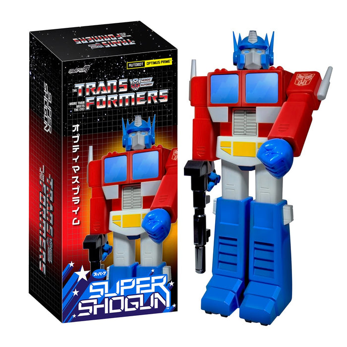 Transformers Super Shogun Optimus Prime Jumbo Action Figure - DECEMBER 2020