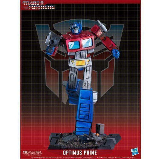 Transformers Classic Scale Optimus Prime Statue - Q3 2019