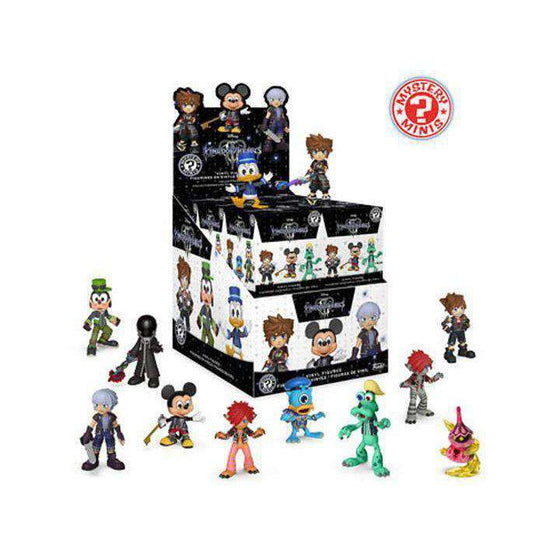 Kingdom Hearts III Mystery Minis Box of 12 Figures - Q4 2018