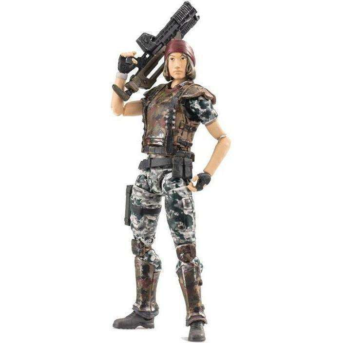 Aliens: Colonial Marines - 1:18 Scale Jennifer Redding Action Figure - AUGUST 2018
