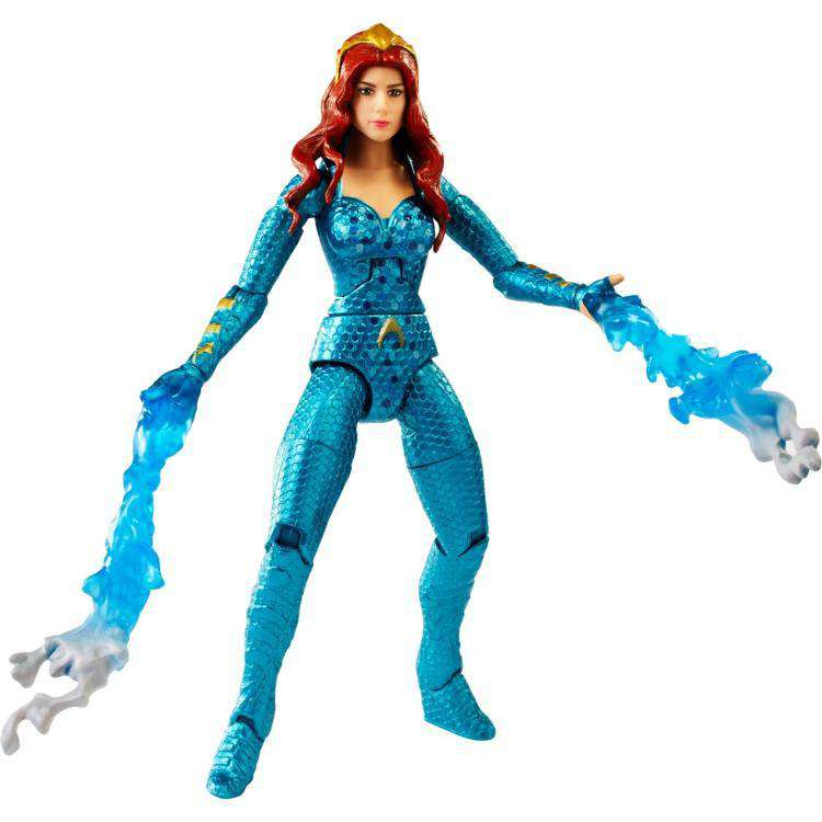 Aquaman DC Comics Multiverse - Mera - (Collect & Connect Trench Warrior)