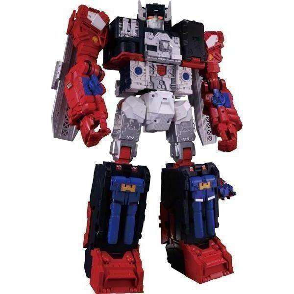 Transformers Legends LG-EX Grand Maximus Exclusive - AUGUST 2018