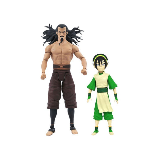 Avatar Series 3 Deluxe Action Figure Set of 2 - FEBRUARY 2021