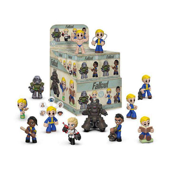 Fallout Mystery Minis Box of 12 Figures - NOVEMBER 2018