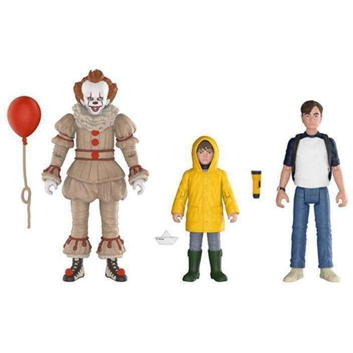 "It 3.75"" Action Figure Three Pack 1"