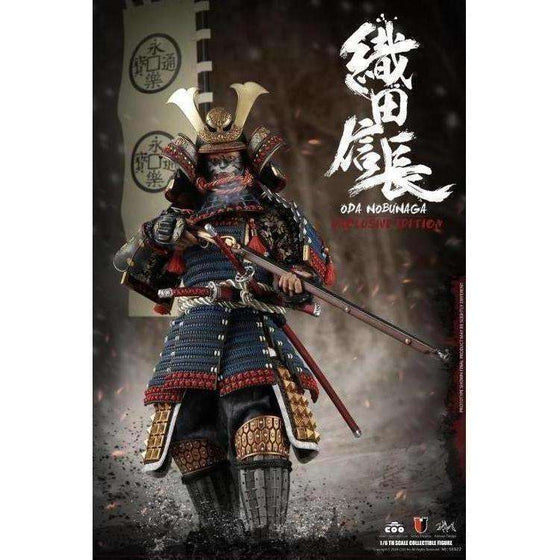 Series of Empires Japan's Warring States Oda Nobunaga (Deluxe) 1/6 Scale Figure - Q1 2019