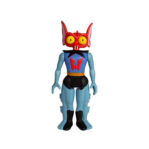 "Masters of the Universe ReAction Mantenna 3.75"" Figure"
