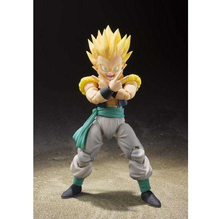Dragon Ball S.H.Figuarts Super Saiyan Gotenks