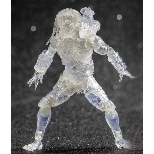 Predator - Invisible Jungle Hunter Predator 1:18 Scale Action Figure - AUGUST 2020