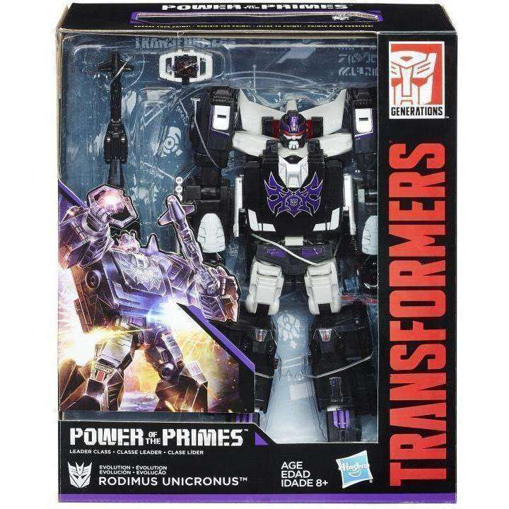 Transformers Generations Power of the Primes Leader Rodimus Unicronus