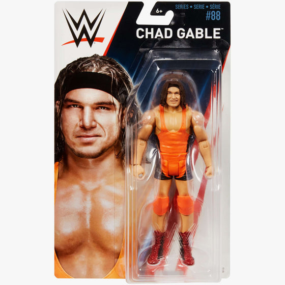 WWE Basic Series 88 - Chad Gable - OCTOBER 2018