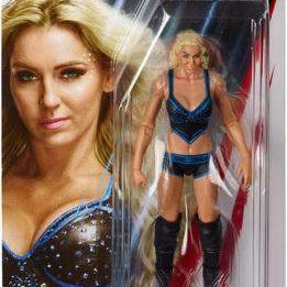 WWE Basic Series 86 - Charlotte Flair - OCTOBER 2018