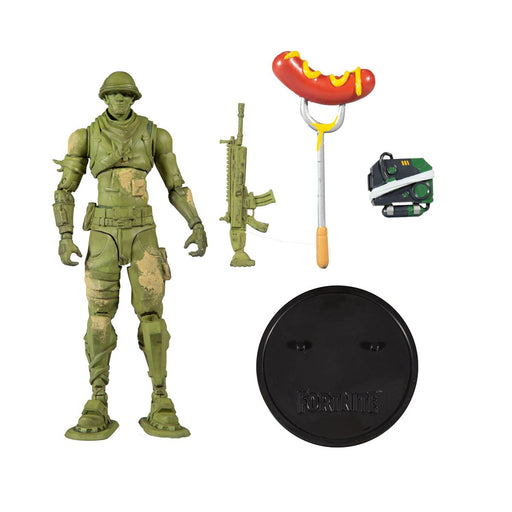 Fortnite Plastic Patroller 7-Inch Deluxe Action Figure - MARCH 2021