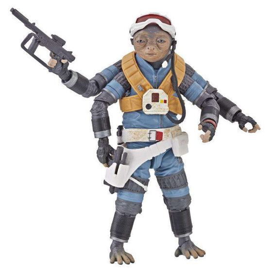 "Star Wars: The Black Series 6"" Rio Durant (Solo: A Star Wars Story) - Wave 19"