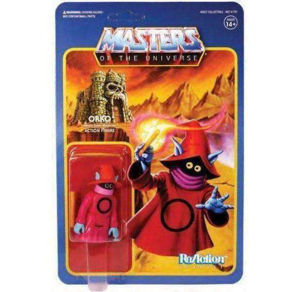 Masters of the Universe ReAction Orko Figure