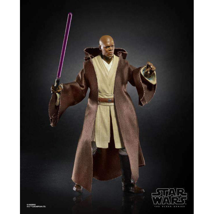 "Star Wars: The Black Series 6"" Wave 20 - Mace Windu - APRIL 2019"