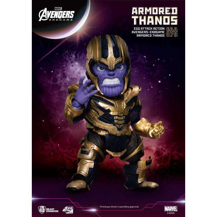 Avengers: Endgame Egg Attack Action EAA-079 Thanos PX Previews Exclusive - AUGUST 2019
