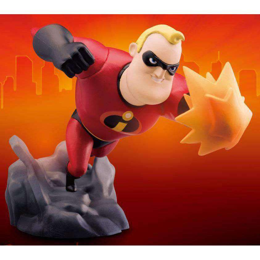 The Incredibles Mini Egg Attack MEA-005 Mr. Incredible PX Previews Exclusive- APRIL 2019