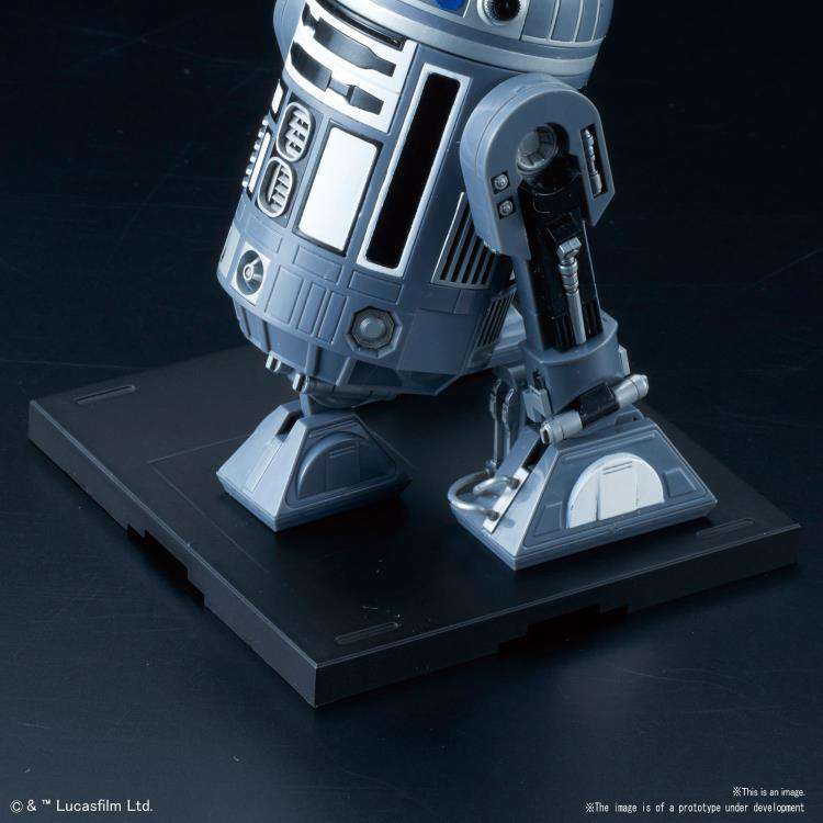 Star Wars R2-Q2 1/12 Scale Model Kit - AUGUST 2019