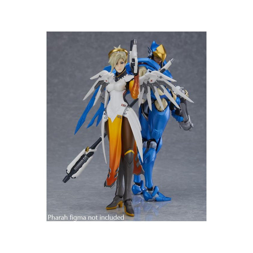 Overwatch figma No.427 Mercy - DECEMBER 2019