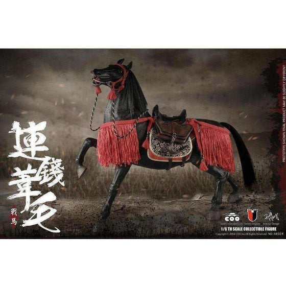 Series of Empires Japan's Warring States Rennsennasige The Steed 1/6 Scale Figure - Q1 2019