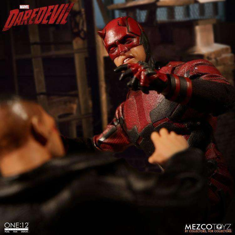 Daredevil One:12 Collective Daredevil (Netflix)