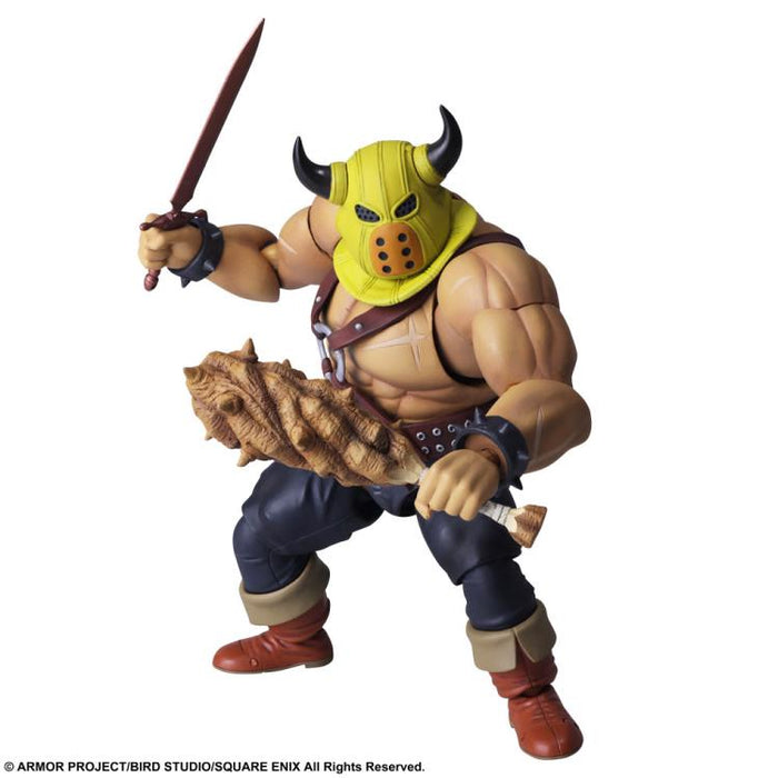 Dragon Quest Bring Arts Toughie - Armorer Ver. - MARCH 2020