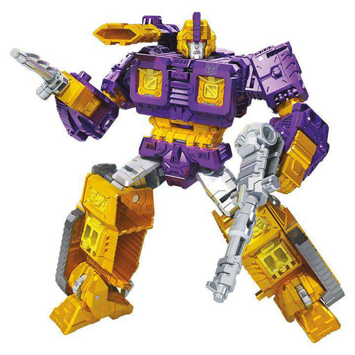 Transformers War for Cybertron: Siege Deluxe Impactor
