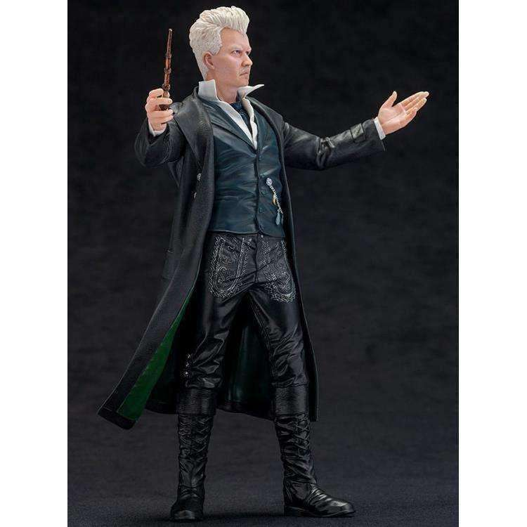 Fantastic Beasts: The Crimes of Grindelwald ArtFX+ Newt Scamander Statue - JUNE 2019
