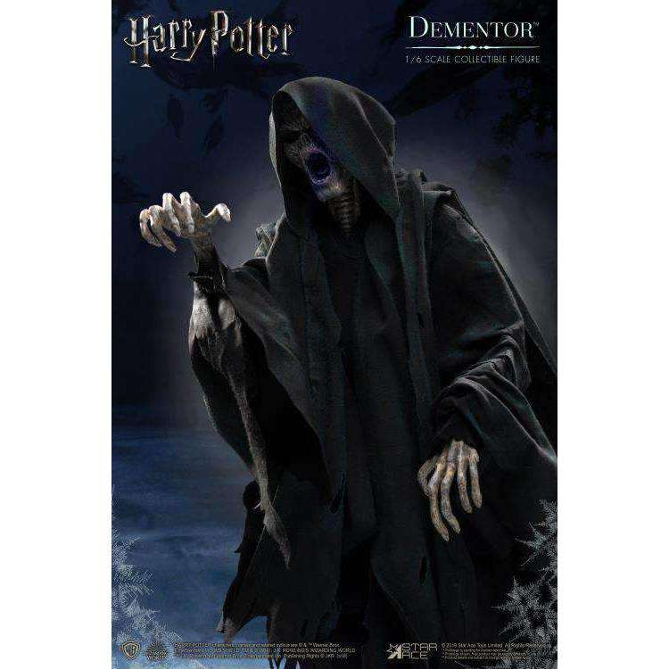 Harry Potter and the Prisoner of Azkaban Dementor (Deluxe) 1/6 Scale Figure - SEPTEMBER 2019