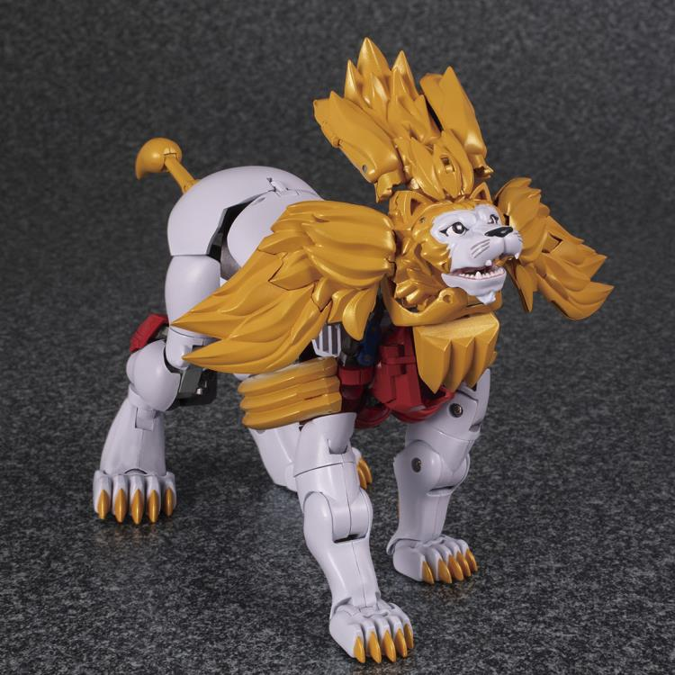 Transformers Masterpiece Edition MP-48 Beast Wars II Lio Convoy - MARCH 2020