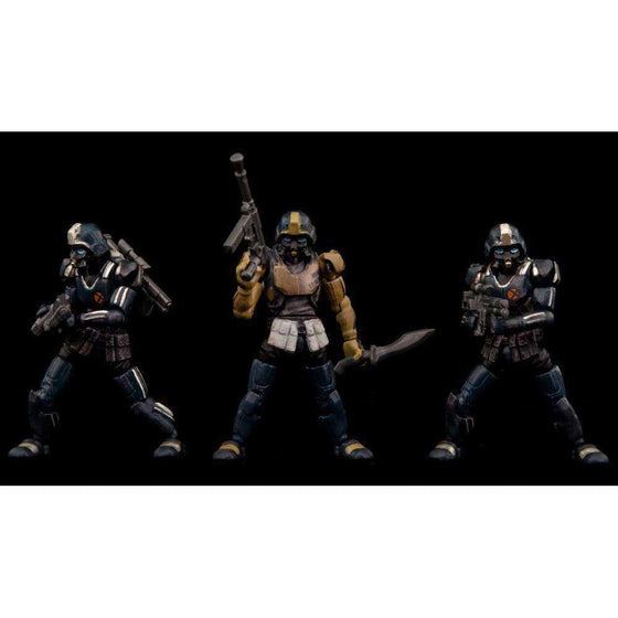 Acid Rain B2Five Abaddon Trooper Set - JANUARY 2019