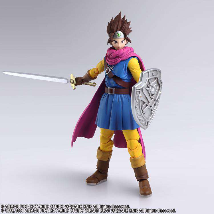 Dragon Quest III: The Seeds of Salvation Bring Arts Hero - April 2019