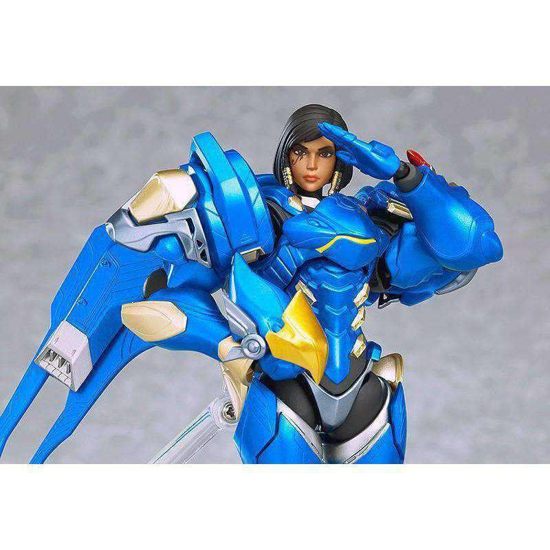 Overwatch figma No.421 Pharah - OCTOBER 2019