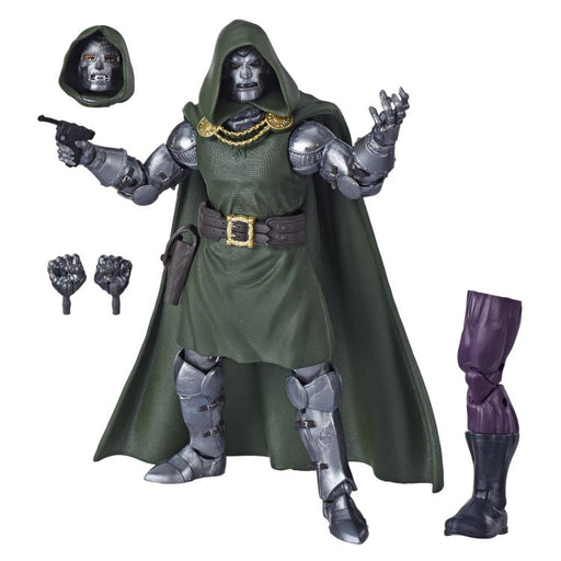 Fantastic Four Marvel Legends 6-Inch Action Figures (BAF Super Skrull) - Doctor Doom
