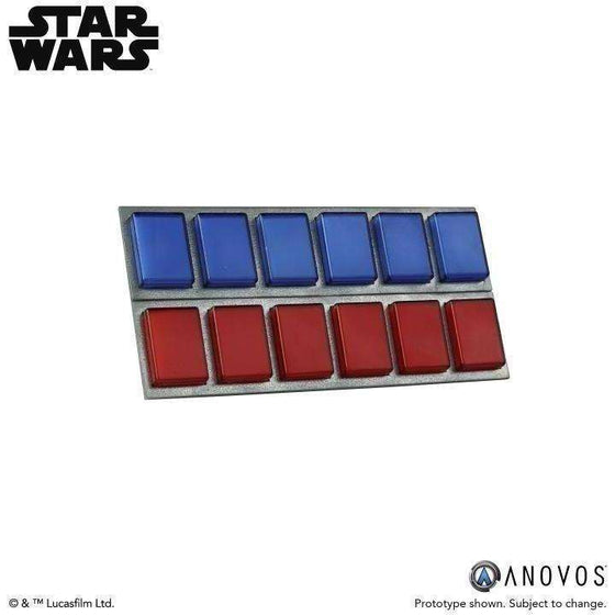Star Wars Classic Imperial Officer Admiral Rank Badge Accessory - Q2 2019