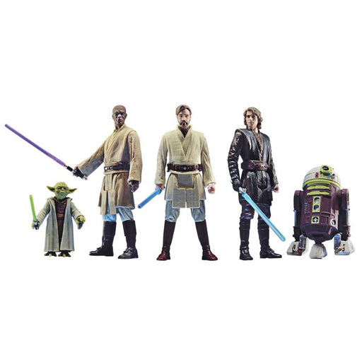Star Wars Celebrate the Saga Jedi Order 3 3/4-Inch Action Figure Set - OCTOBER 2020