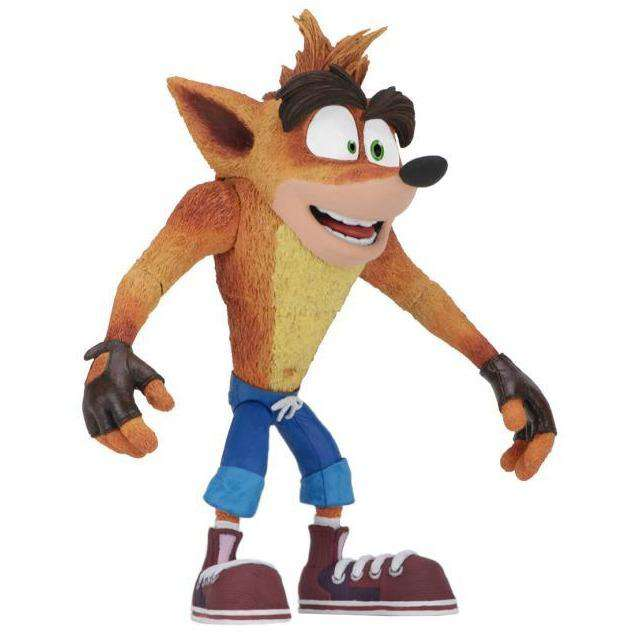 Crash Bandicoot Action Figure - SEPTEMBER 2018