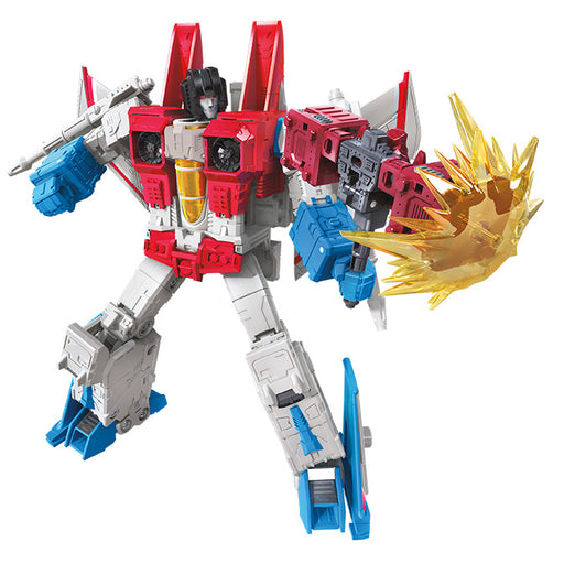 Transformers Generations War For Cybertron Earthrise Voyager Wave 2 - Starscream Earth