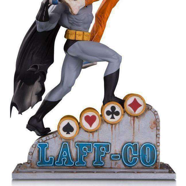 DC Comics Batman Vs. The Joker Laff-Co Battle Statue - AUGUST 2018