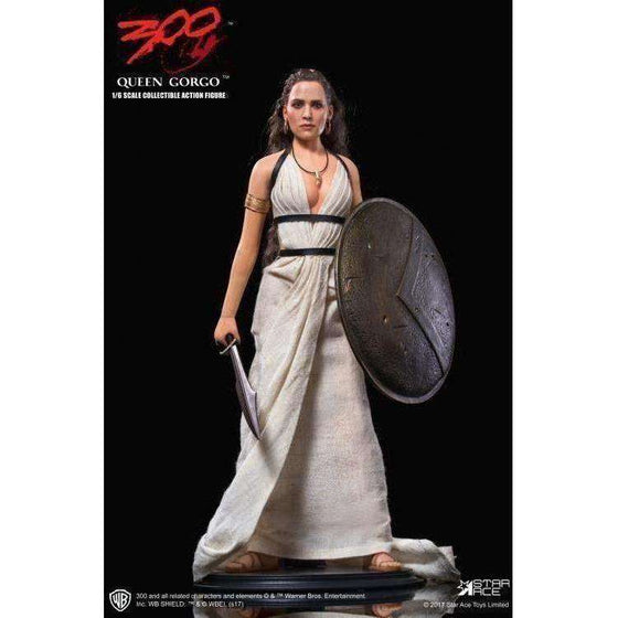 300 Queen Gorgo 1/6 Scale Figure