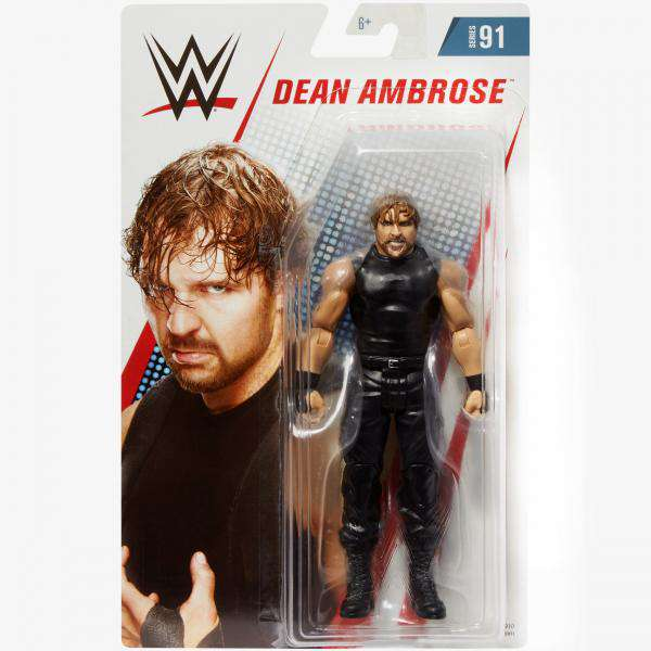 WWE Basic Series 91 - Dean Ambrose