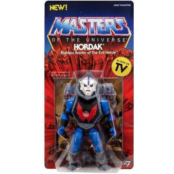 Masters of the Universe Vintage Wave 1 - Hordak -BACKORDERED SHIPS MAY 2019