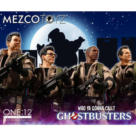 One:12 Collective Ghostbusters Deluxe Box Set - NOVEMBER 2018
