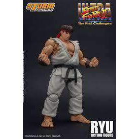 Ultra Street Fighter II: The Final Challengers Ryu 1:12 Scale Action Figure - OCTOBER 2019