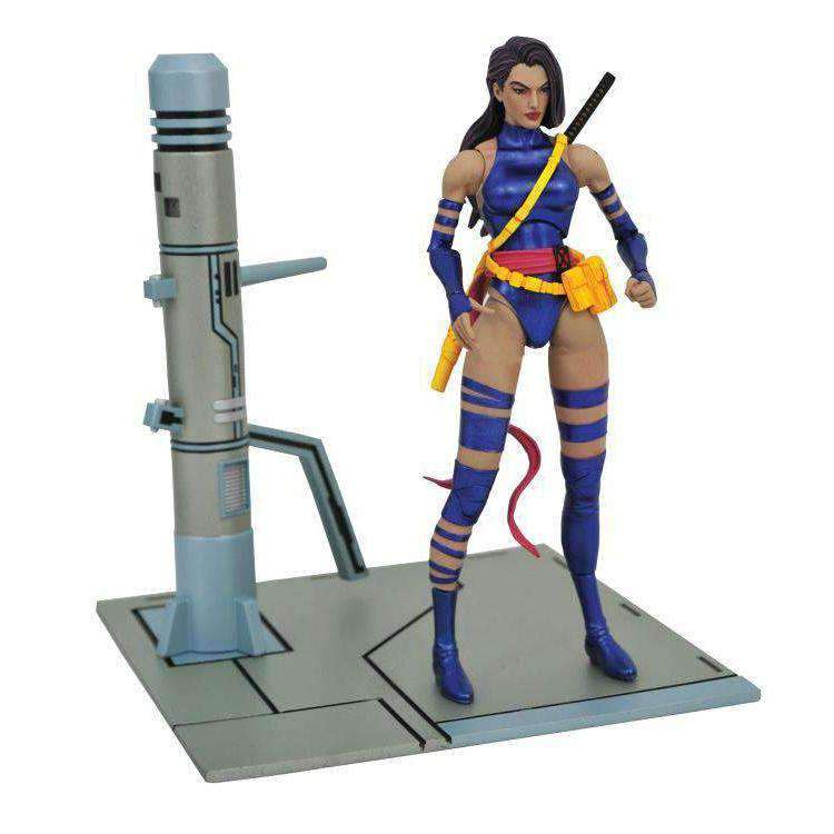 Marvel Select Psylocke - JUNE 2019
