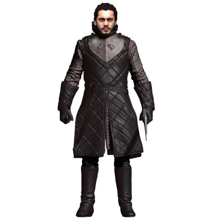 Game of Thrones Jon Snow Action Figure - APRIL 2019